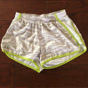 Under Armour Women's Running Shorts - Small